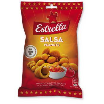 Zemesrieksti ar salsas garšu Estrella 140g