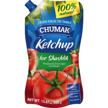 Kečups šašliku Chumak 450g