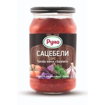 Mērce tomātu Sacebeli 485g