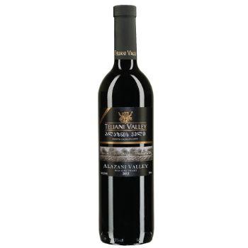 Vīns Alazani Valley Red 12% 0.75l