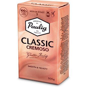 Kafija malta Paulig Classic Cremoso 500g