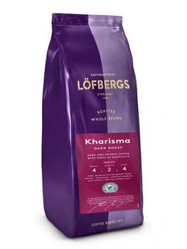 Kafijas pupiņas Lofbergs Kharisma 1kg