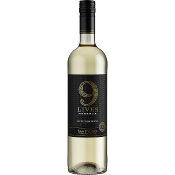 Vīns Gato negro Lives resera sauvign.blanc 12.5% 0.75l