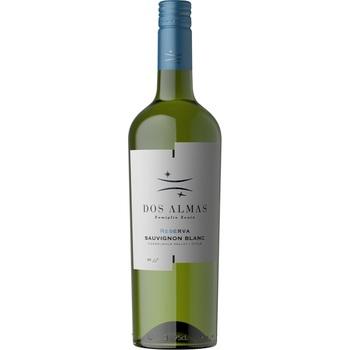 Vīns Dos Almas Res.Sauv.Blanc''18 12.5% 0.75l