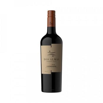 Vīns Dos Almas Res.Carmenere'16 13% 0.75l