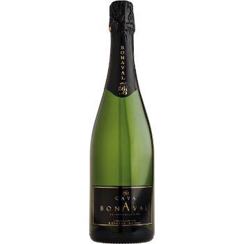 Dzirkstošais vīns Bonaval Cava brut 15% 0.75l