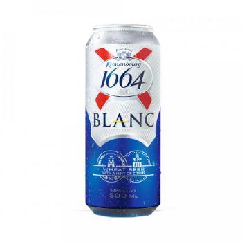Alus Kronenbourg 1664 Blanc 5% 0