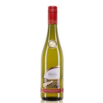 Vīns Moselland Riesling Qualitatswin b.8.5% 0.75l