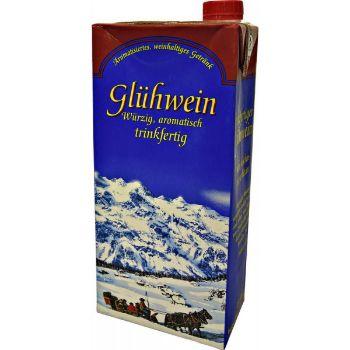 Karstvīns Gluhwein 8.5% 1l tetra