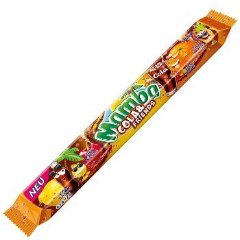 Košļ.konfekte Mamba Cola&friends 4-paka 106g