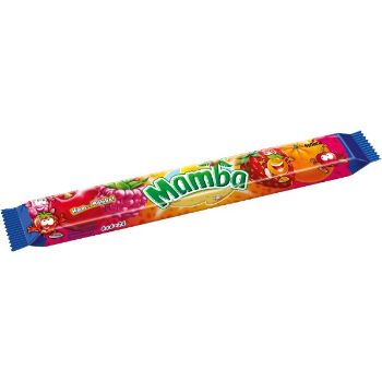 Košļ.konfekte Mamba 4-paka 106g