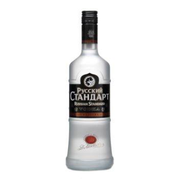 Degvīns Russian Standart Vodka original 40% 1l
