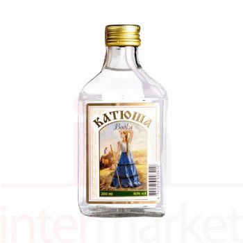Degvīns Katyusha 40% 0.2l