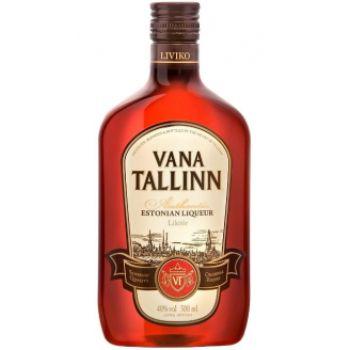 Liķieris Vana Tallinn 40% 0.2l