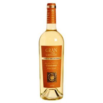 Vīns Gran Castillo Family Chardonay 12.5% 0.75l
