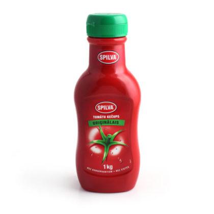 Kečups oriģinālais Spilva 1kg