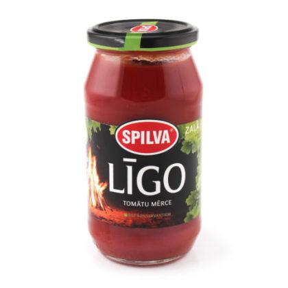 Mērce tomātu Spilva Līgo 510g