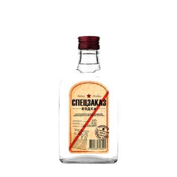 Degvīns Speczakaz 40% 0.2l
