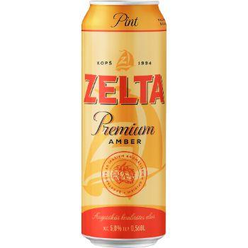 Alus Zelta Premium Amber 5.2% 0.568l can