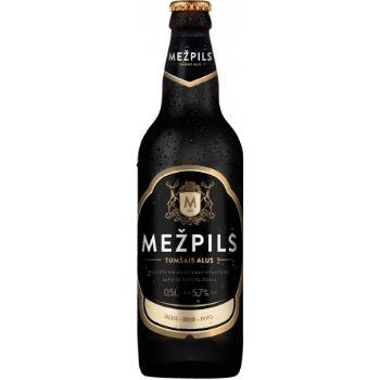 Alus Mežpils tumšais 5.7% 0.5l