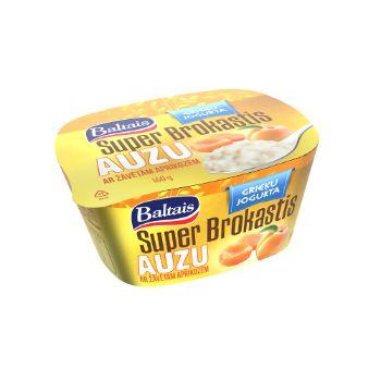 Super Brokastis Auzu ar žāvētām aprikozēm 160g