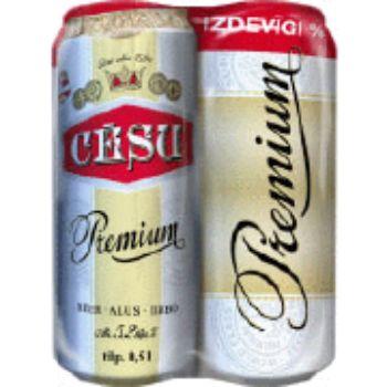 Alus Cēsu premium 5.2% 0.568lx4