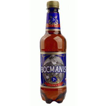 Alus Bocmanis Stiprais 7% 0.5l PET