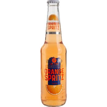 Alk. kokt. Cēsu Orange Spritz 4.7% 0.33l