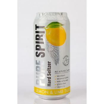 Alk. kokteilis Pure Spirit lemon 14.5% 0.44l