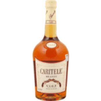 Brendijs Caritele 40% 0.5l