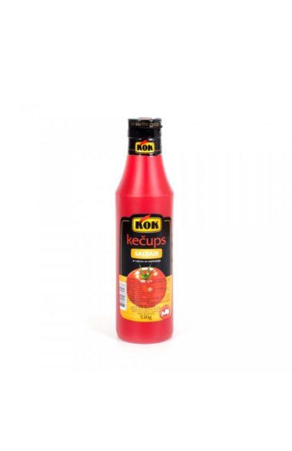 Kečups saldais Kok 530g