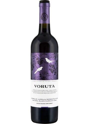 Vīns upeņu Voruta 10% 0.75l