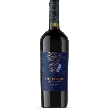 Vīns Calligari Solo Selettivo primitivo 13% 0.75l