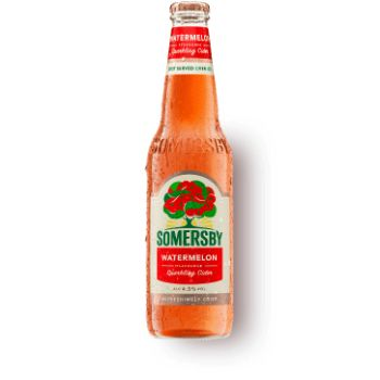 Sidrs Somersby Watermelon 4.5% 0.33l
