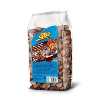 Sausās brokastis Aha gliemežvāki kakao 400g