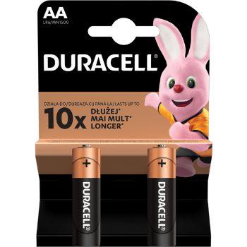 Baterija Duracell AA 2gb