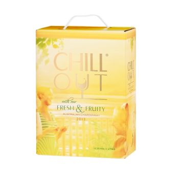 Vīns Chill out Australia 13% 3l