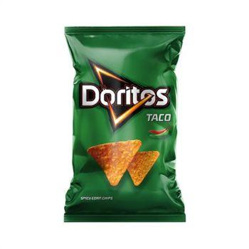 Čipsi kukurūzas ar taco garšu Doritos 100g
