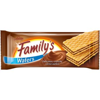 Vafeles Family kakao 180g