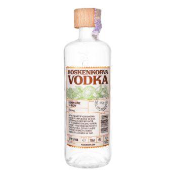 Degvīns Koskenkorva Lemon Lime Yarrow 37.5% 0.7l