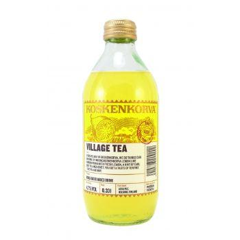Alk.kokt. Koskenkorva Village tea 4.7% 0.33l