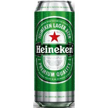 Alus Heineken 5% 0.5l can