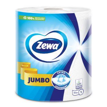 Papīra dvielis Zewa Jumbo 2slāņi 1rullis