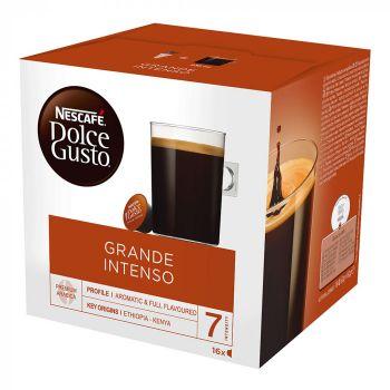 Kafija Nescafe Dolce Gusto Cafe Grand Intenso kapsulās 160g