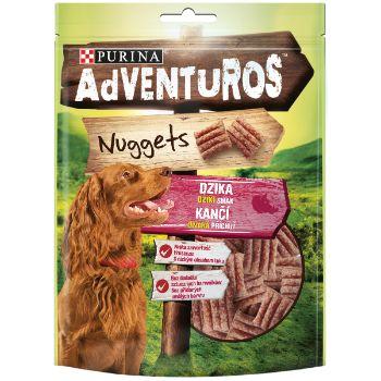 Gardumi suņiem Adventuros Nuggets 90g
