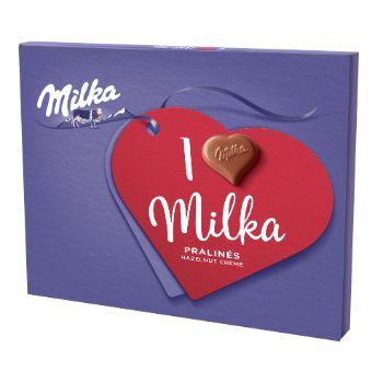 Konf.kārba I love Milka Hazelnut 110g
