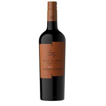 Vīns Dos Almas Res.Cab.Sauv.16 12.5% 0.75l