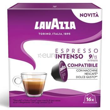 Kafijas kapsulas Lavazza DGC Ekspresso Intenso 128g