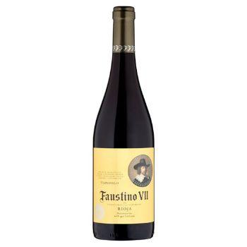 Vīns Faustino VII Gift Box Red & White D.O.Ca.Rioja 2 x 0.75