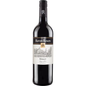Vīns Baron Rosen Tempranillo 13% 0.75l